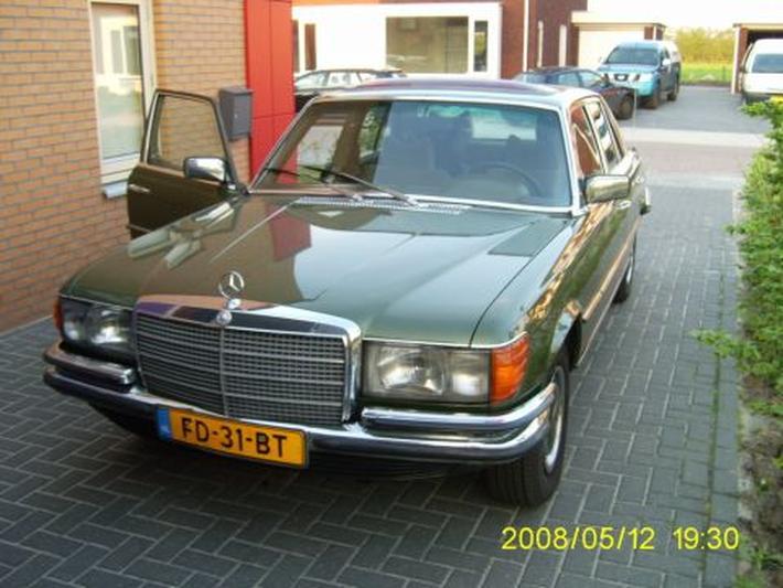 Mercedes-Benz S-klasse (1979)