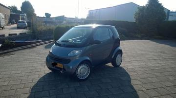 Smart city-coupé smart  pure 55pk (2001)