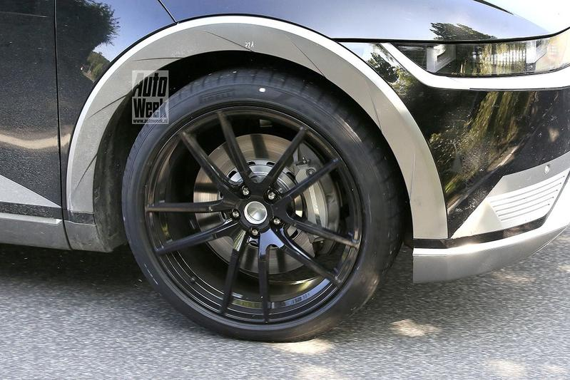 Spyshots Hyundai Ioniq 5 N