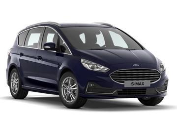 Gefacelifte Ford S-Max duikt op