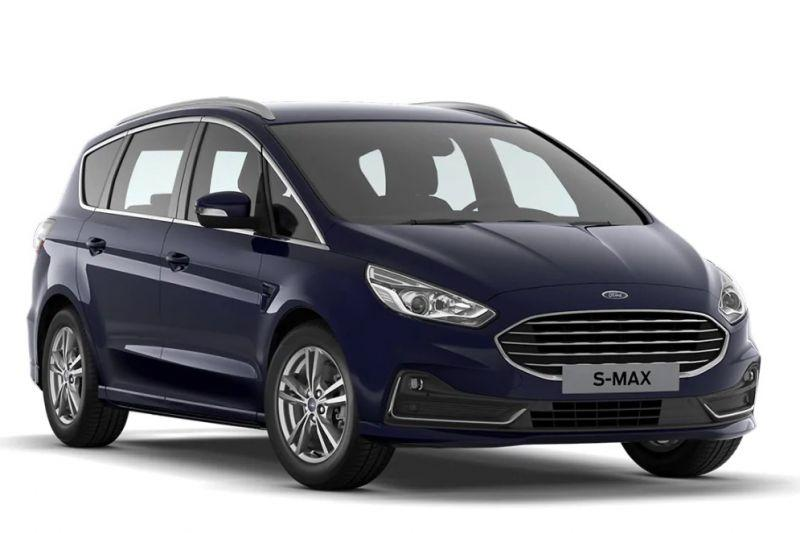 Ford S-Max configurator facelift