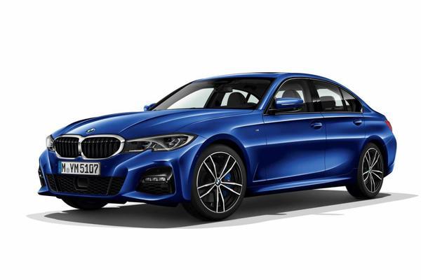 Gelekt: de nieuwe BMW 3-serie