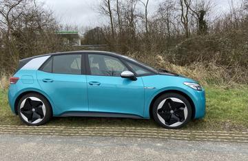 Volkswagen ID3 58kWh 1st (2020)