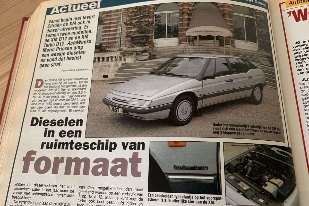 AutoWeek 30 jaar 1990 16