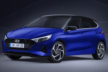 Gelekt: nieuwe Hyundai i20 laat zich zien