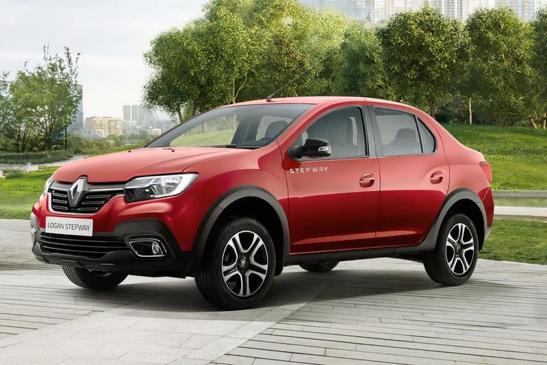 Renault Logan nu ook als Stepway