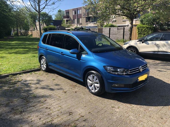 Volkswagen Touran 1.5 TSI Comfortline (2019)