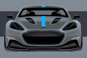 Kleinere oplage Aston Martin RapidE dan gepland