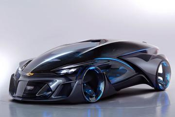 Chevrolet FNR: elektro-extravaganza