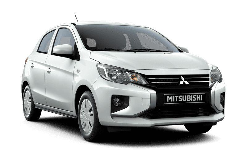Mitsubishi Space Star Entry