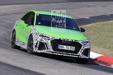 Audi test verder met RS3 Limousine