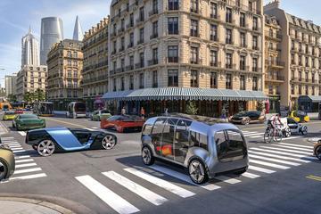 De auto's van de toekomst - Reportage