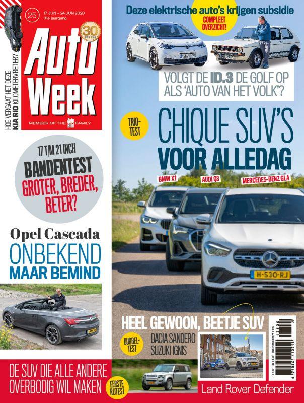 AutoWeek 25 2020