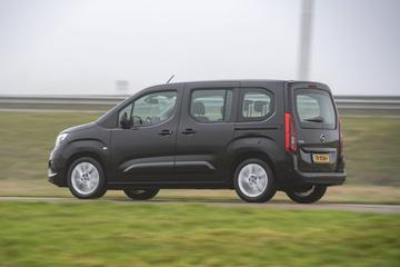Opel Combo Tour 1.5D Edition - Test