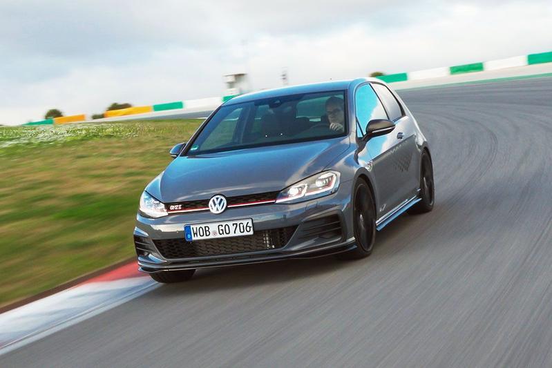 Volkswagen Golf GTI TCR - Rij-impressie