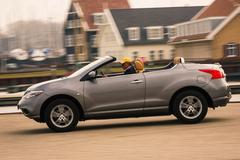 Blits Bezit - Nissan Murano Cross Cabriolet