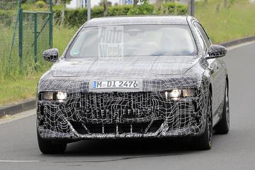 Nieuwe BMW 7-serie klein stapje dichterbij