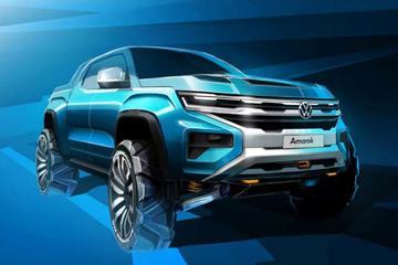 Volkswagen schetst nieuwe Amarok