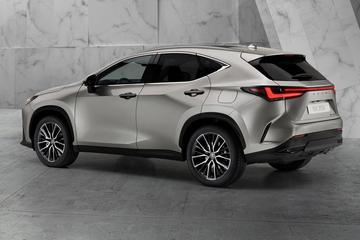 Specificaties Lexus NX ook voor andere modellen
