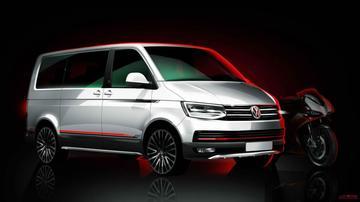 Volkswagen PanAmericana onthuld in Frankfurt