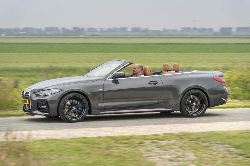 Test: BMW 420i Cabrio