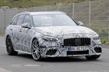 Mercedes-AMG C63 Estate beter te zien