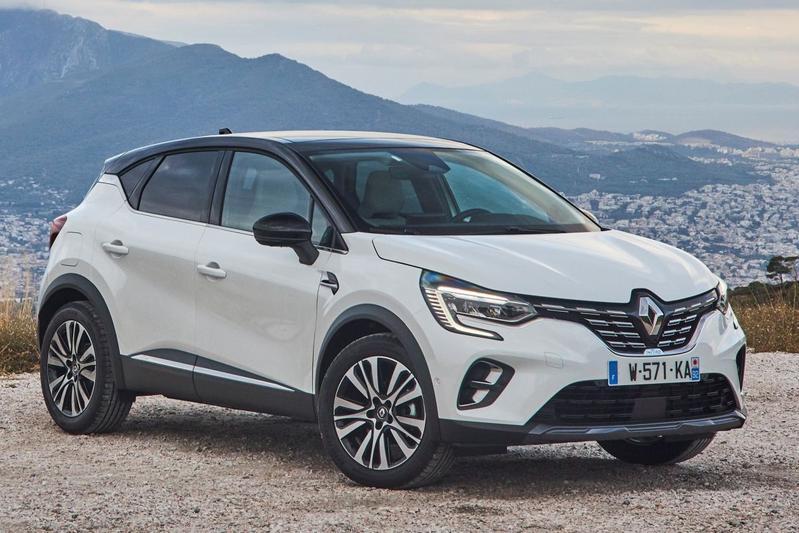 Renault Captur Plug-in Hybrid 160 Intens (2021)