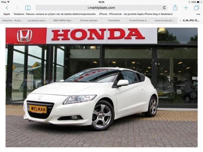 Honda CR-Z 1.5 GT (2010)