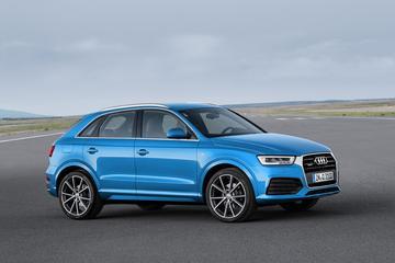 Gefacelifte Audi Q3 krijgt prijslabels