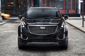 Cadillac presenteert XT5 als SRX-opvolger