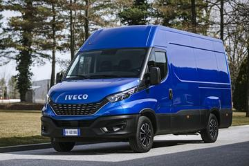 Facelift voor Iveco Daily