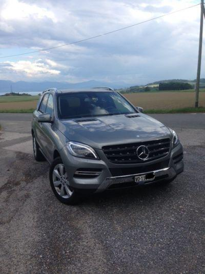 Mercedes-Benz ML 350 BlueTEC 4Matic (2015)