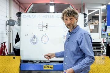 Dynamic Steering – Cornelis schetst
