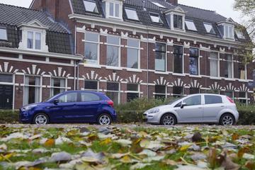 Fiat Punto vs. Ford Ka+