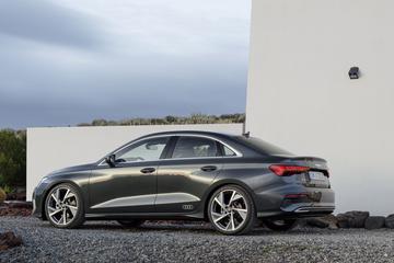 Audi A3 Limousine nu ook als 30 TDI