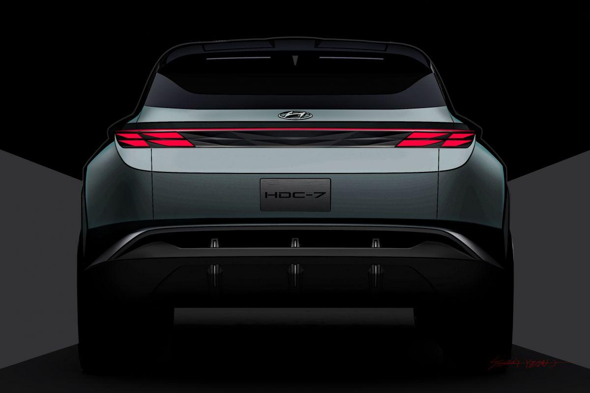 Hyundai PHEV SUV Concept (Los Angeles 2019) 31