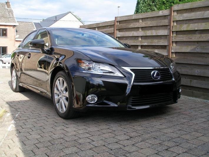 Lexus GS 300h Luxury Line (2014)