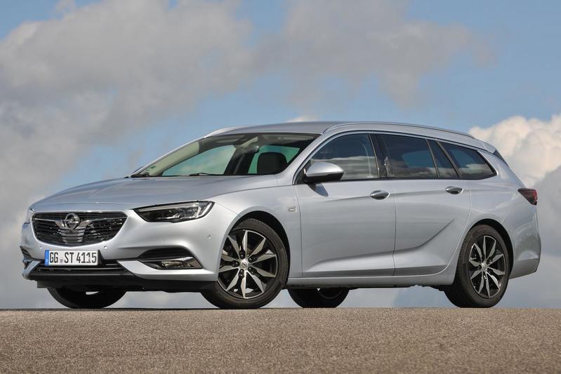 Opel Insignia Sports Tourer 1.6 CDTI 136pk Ecotec Busin (2019)