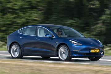 20.000ste Tesla Model 3 is een feit