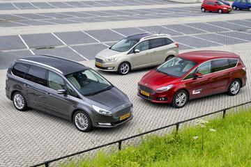 Ford Grand C-MAX - S-MAX - Galaxy