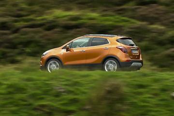 Opel Mokka X - Rij-impressie