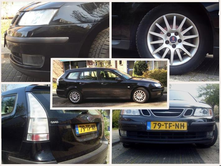 Saab 9-3 Sport Estate 1.8i Linear Sport (2006)