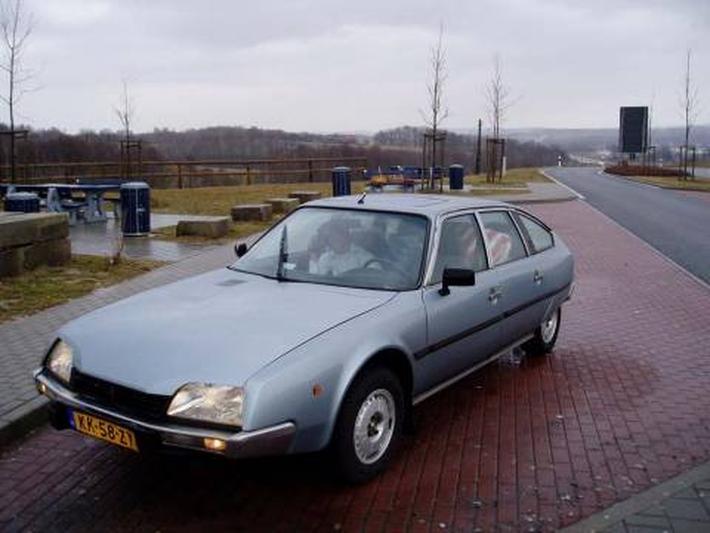 Citroën CX 20 Pallas (1984)