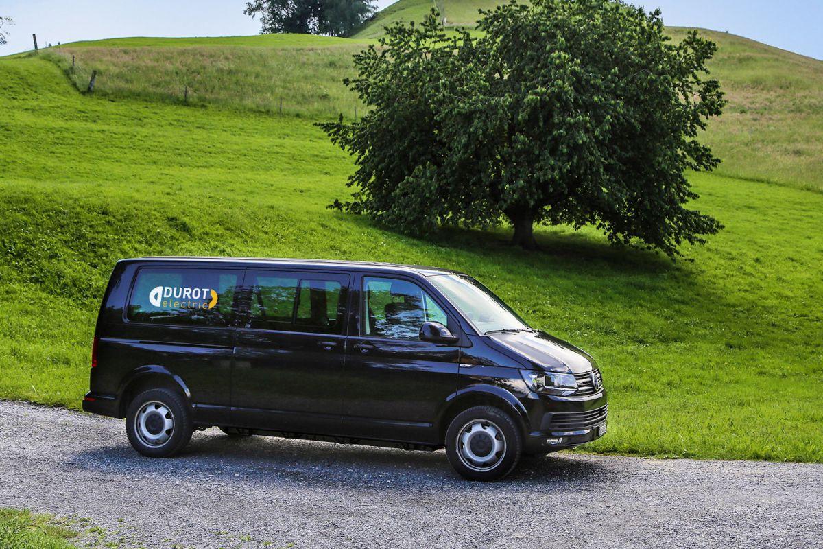 Volkswagen Transporter Nu Ook Elektrisch Autoweek Nl