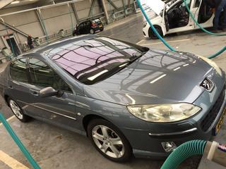 Peugeot 407 XT Pack 2.2-16V (2004)