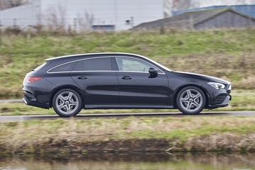 Test: Mercedes-Benz CLA 180 Shooting Brake