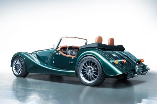Dit kost de Morgan Plus Six