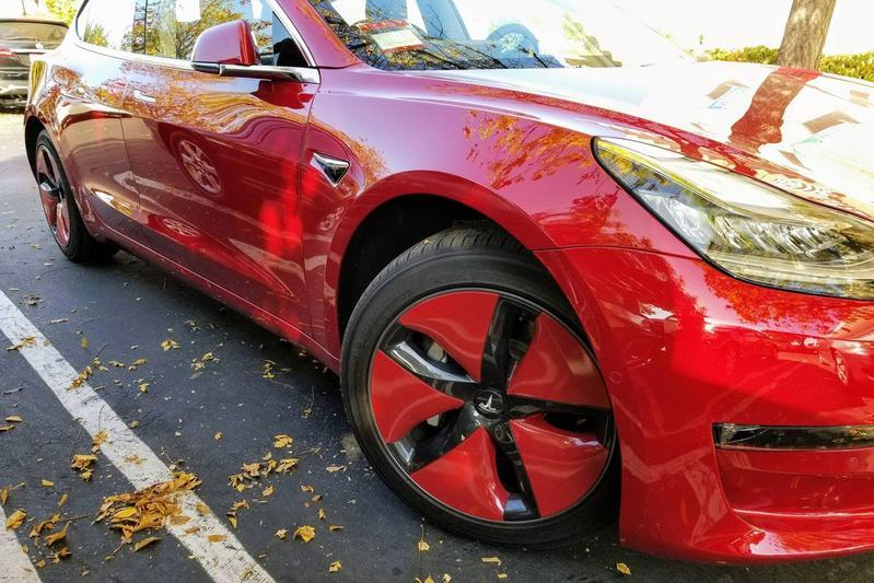 Tesla Model 3 Heeft Standaard Wieldoppen Autoweeknl