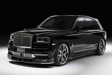 Rolls-Royce Cullinan volgens Wald International
