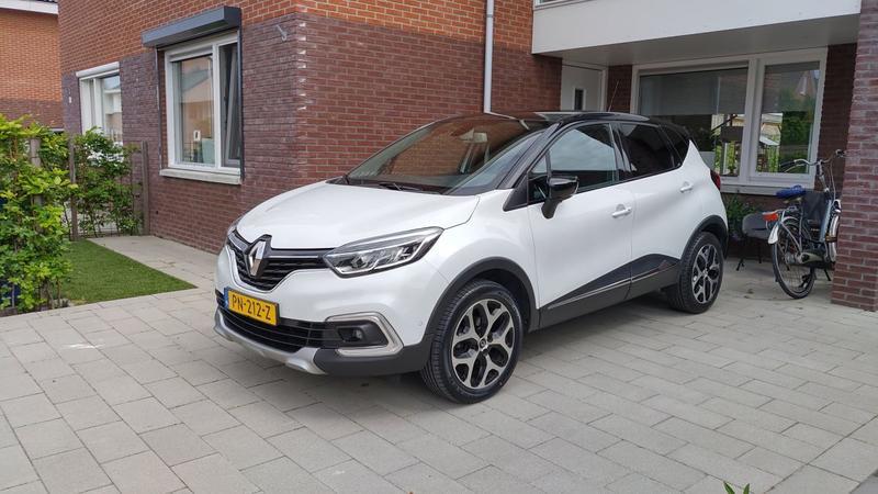 Renault Captur TCe 90 Intens (2017)